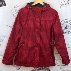 Free Country Reversible Hooded Coat